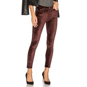 NWT Lovers + Friends Mason High-Rise Skinny Jeans